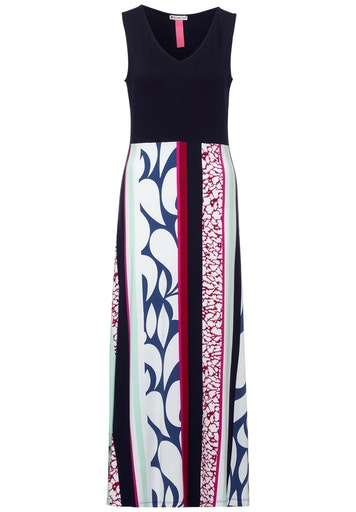 Maxi Kleid in Multicolour